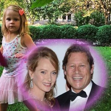 Meet Luna Thurman-Busson – Photos Of Arpad Busson's Daughter With Ex-Fiance Uma Thurman