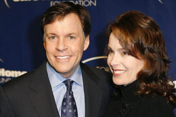 Bob Costas' wife Jill Sutton