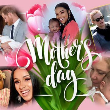 Meet 5 Moms of 2019 – From Meghan Markle To Cardi B, The New Mamas Celebrated Their First Mother's Day