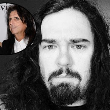 Meet Dashiell Cooper – Photos Of Alice Cooper's Son With Wife Sheryl Goddard