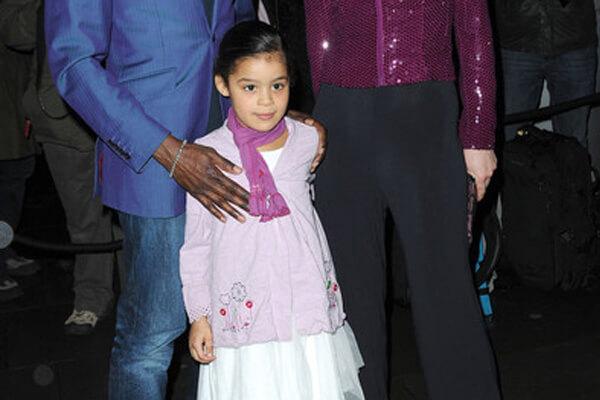 Olivia Williams' daughter Roxana May Stone