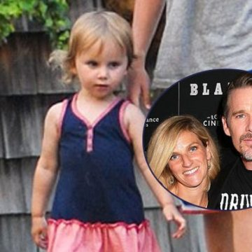 Meet Indiana Hawke – Photos Of Ethan Hawke's Daughter With Wife Ryan Hawke