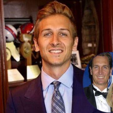 Meet Jack Collinsworth – Photos Of Cris Collinsworth's Son With Wife Holly Bankemper