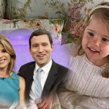 Meet Margaret Hager – Photos Of Jenna Bush Hager's Daughter With Husband Henry Hager