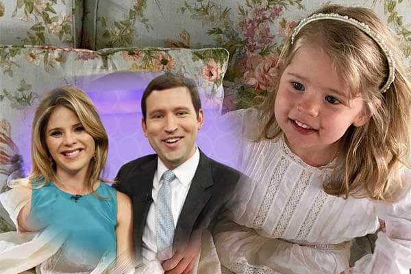 Jenna Bush Hager's daughter Margaret Hager
