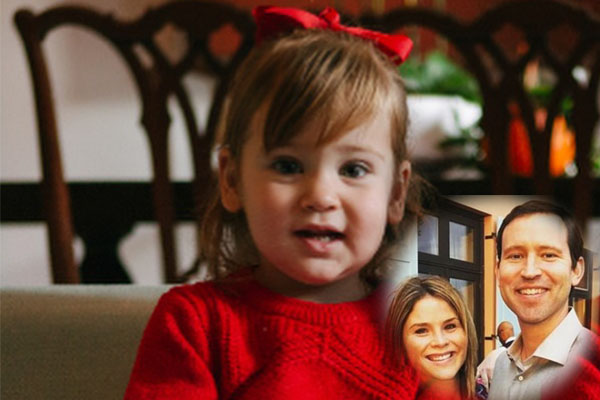 Jenna Bush's daughter Poppy Louise Hager