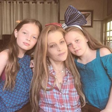Meet Finley Aaron Love and Harper Vivienne Ann Lockwood – Photos Of Lisa Marie Presley's Twin Daughters With Estranged Husband Michael Lockwood