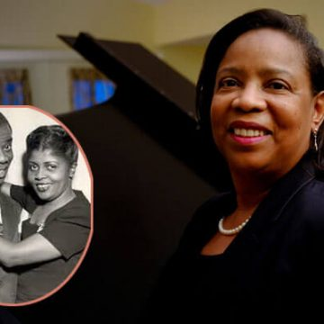 Meet Sharon Preston-Folta – Photos Of Louis Armstrong's Daughter With Ex-Partner Lucille Preston