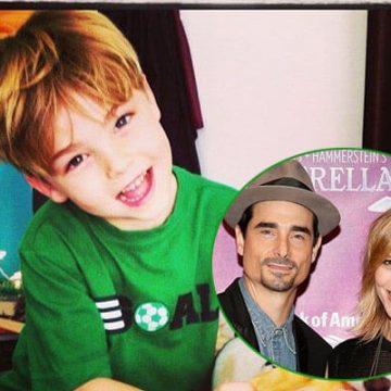 Meet Mason Richardson – Photos Of Kristin Richardson's Son With Husband Kevin Richardson