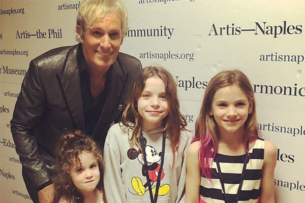 Michael Bolton's grandchildren