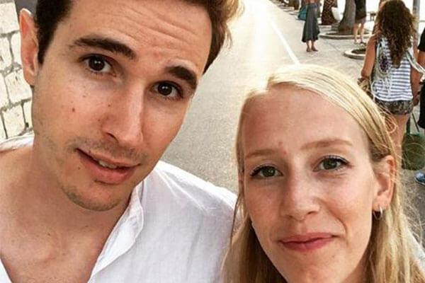 Natalie Richter's boyfriend