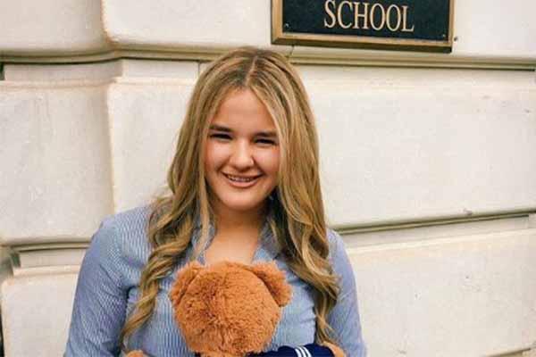 Kelly Bensimon's daughter Sea Louise Bensimon