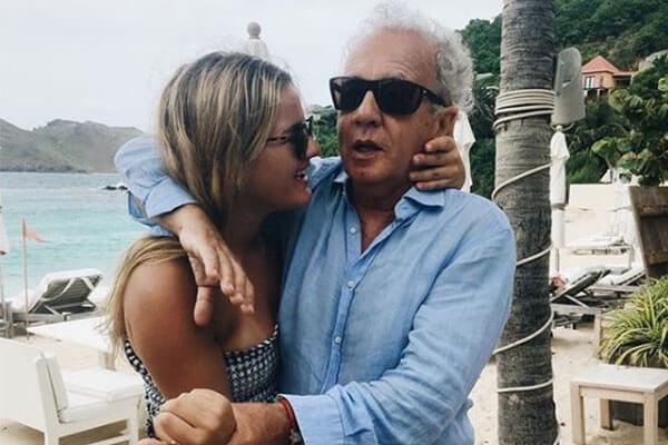 Gilles Bensimon's daughter Sea Louise Bensimon