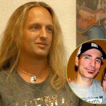 Meet Julian Angel Vai – Photos Of Steve Vai's Son With Wife Pia Maiocco