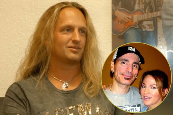 Steve Vai's son Julian Angel Vai