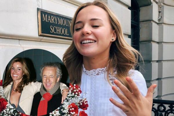 "Kelly Bensimon's daughter Thadeus ""Teddy"" Ann Bensimon"