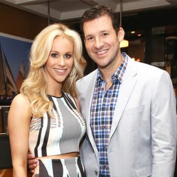Meet All Of Tony Romo's Children That He Had With His Wife Candice Crawford