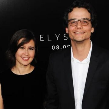 Meet All The Children Of Narcos Star Wagner Moura
