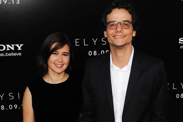 Wagner Moura's children with wife Sandra Delgado