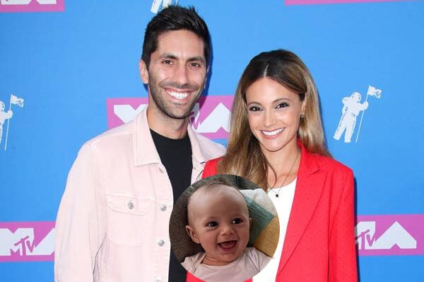 Nev Schulman and Laura Perlongo's son