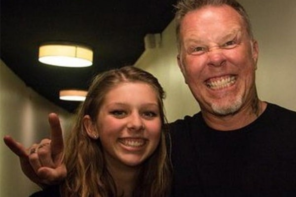 Cali Tee Hetfield, James Hetfield's Daughter