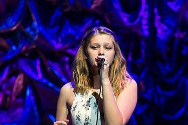 James Hetfield's daughter, Cali Tee Hetfield