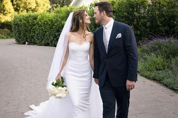 Katherine Schwarzenegger is the wife of Chris Pratt.