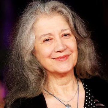 Did You Know Classical Pianist Martha Argerich Is A Mother Of Three Daughters