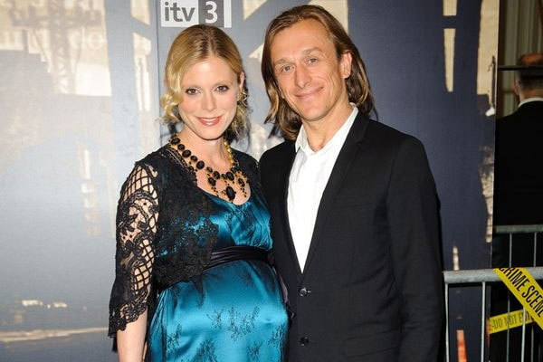 Jeremy Gilley and Emilia Fox are parents to Rose Gille.