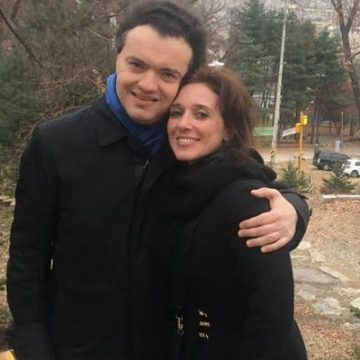 Meet Karina Arzumanova – Photos Of Evgeny Kissin's Wife With Whom He Has Been Married Since 2017