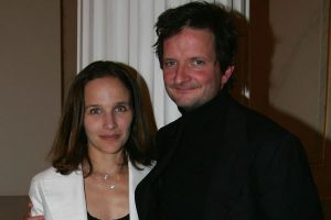 Mat Henneck is the husband of Helene Grimaud.