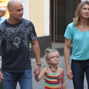 Jaz Elle Agassi – Photos Of Andre Agassi's Daughter With Wife Steffi Graf