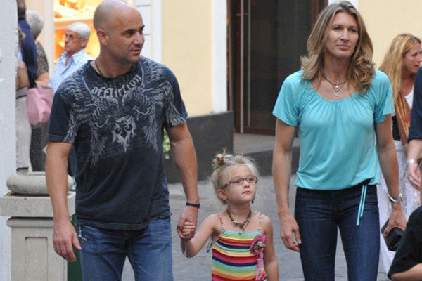 Jaz Elle is the daughter of the renowned tennis players,Andre Agassi and Steffi Graf.