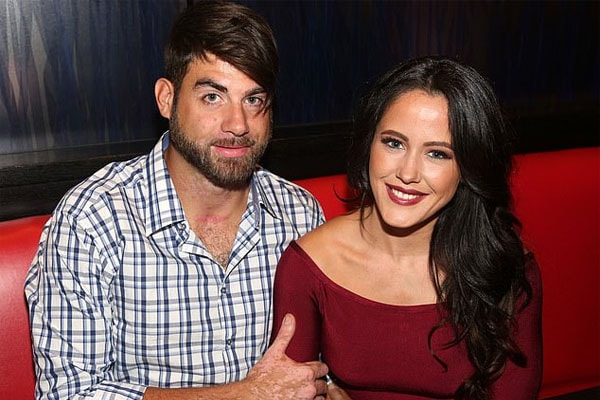 Jenelle Eason and her husband