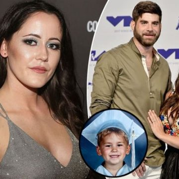 Meet Kaiser Orion Griffith – Photos Of Jenelle Eason's Son With Baby Father Nathan Griffith