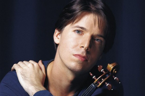 Lisa Gringolts former boyfriend is Joshua Bell