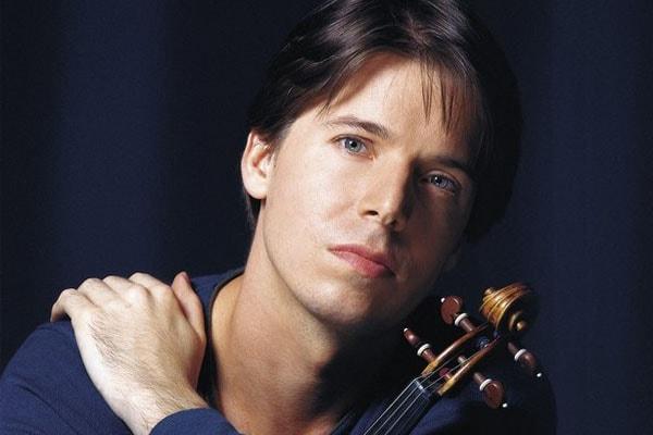 Lisa Gringolts former boyfriend is Joshua Bell