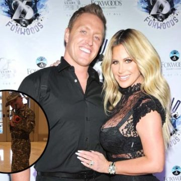 Meet Kash Kade Biermann – Photos Of Kroy Biermann's Son With Wife Kim Zolciak-Biermann
