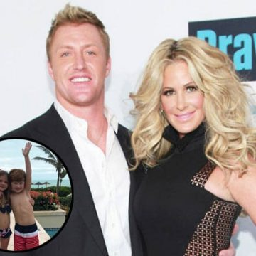 Meet Kane Ren Biermann and Kaia Rose Biermann – Photos Of Kim Zolciak-Biermann's Twin Children
