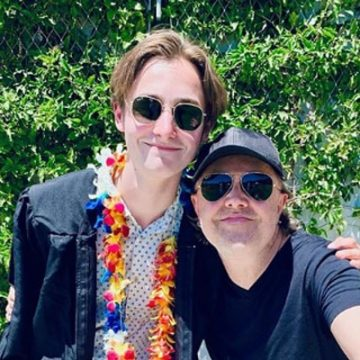Meet Layne Ulrich – Photos Of Lars Ulrich's Son With Ex-Wife Skylar Satenstein