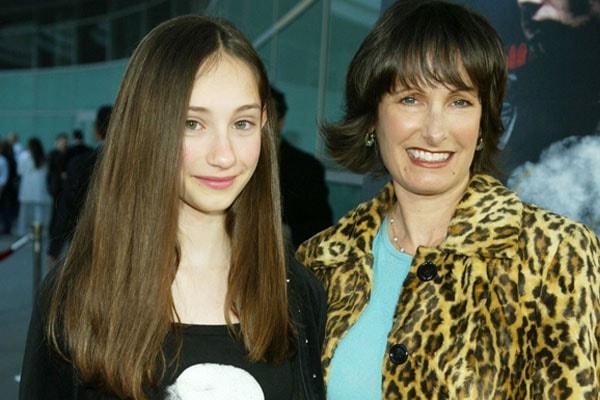 Lolita De Palma is daughter of Brain De Palma and Gale Anne Gurd