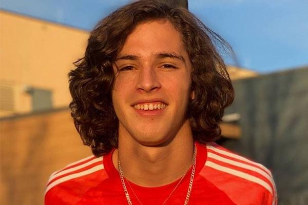 John Leguizamo's son Lucas Leguizamo