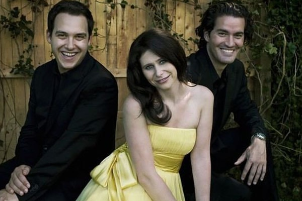 Navah Perlman is the daughter of Itzhak and Toby Perlman