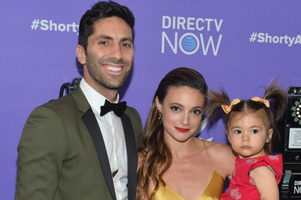 Nev Schulman and Laura Perlongo's daughter