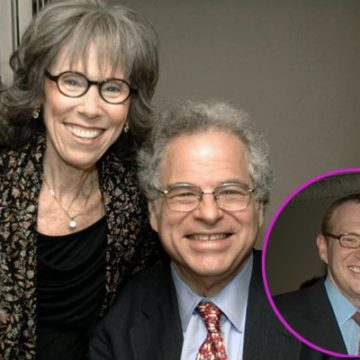 Meet Noah Perlman – Photos Of Itzhak Perlman's Son With Wife Toby Perlman