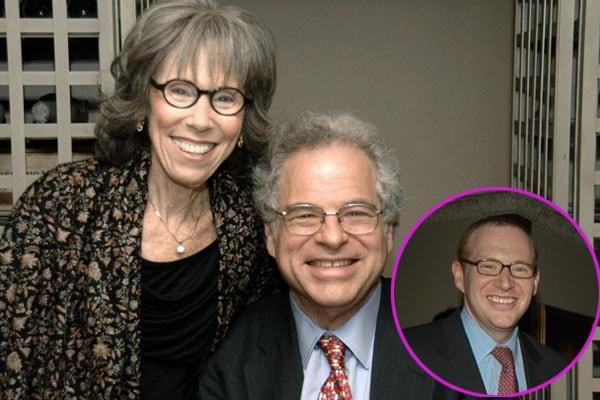 Itzhak Perlman's son Noah Perlman is an attorney.