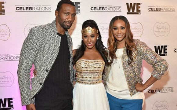 Meet Noelle Robinson – Photos Of With Cynthia Bailey's Daughter With Ex-Husband Leon Robinson