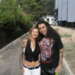 Sandra Araya, Tom Araya's Wife