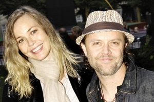 Lars Ulrich's ex-wife and baby mama, Skylar Satenstein