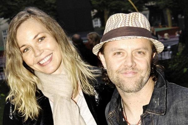 Lars Ulrich's ex-wife and baby mama, Skylar Satenstein